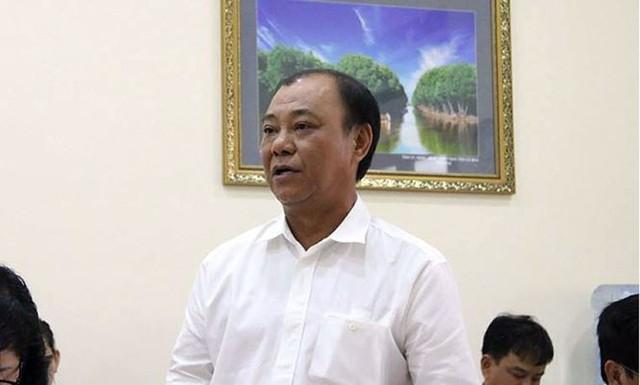 Đình chỉ công tác Tổng Giám đốc SAGRI Lê Tấn Hùng - Ảnh 1.
