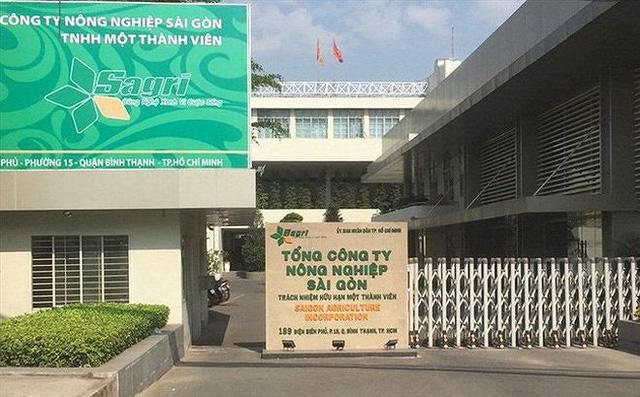 Đình chỉ công tác Tổng Giám đốc SAGRI Lê Tấn Hùng - Ảnh 2.