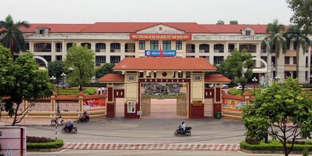Lập biên bản đoàn thanh tra Bộ Xây dựng vòi tiền tại Vĩnh Phúc - Ảnh 1.