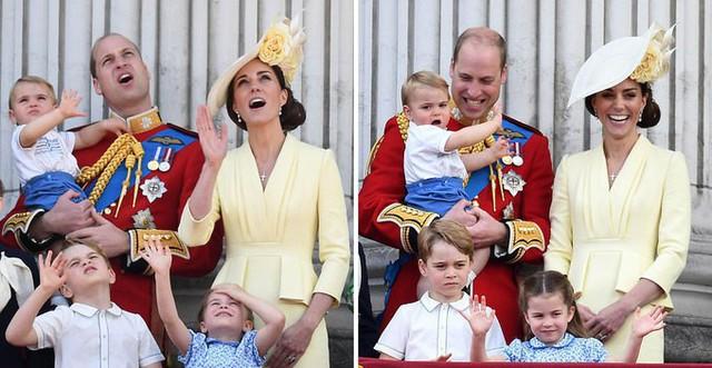 Hoàng tử Louis tiếp tục khẳng định độ HOT của mình: Thêm khoảnh khắc đáng yêu đến rụng tim của cậu bé khiến người dùng mạng chia sẻ rần rần - Ảnh 1.