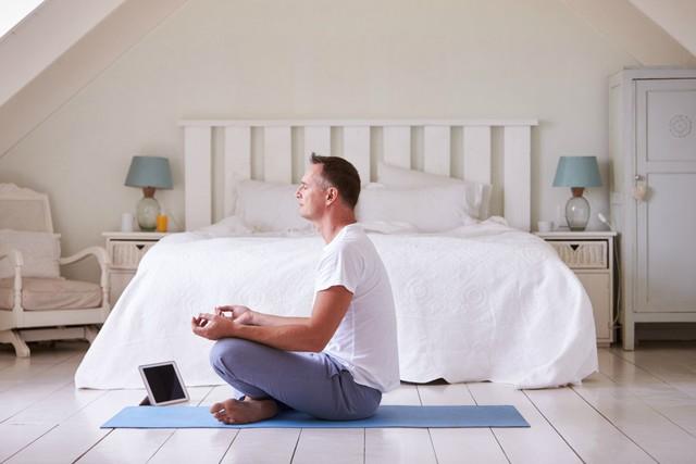 Xả stress sau ngày làm việc mệt mỏi bằng phương pháp thiền 4 bước cực dễ: Bí quyết để tâm hồn thư thái không ở đâu xa! - Ảnh 3.