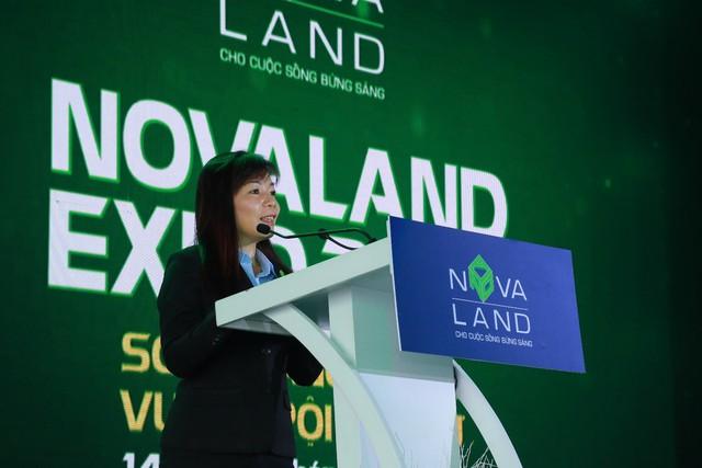 Novaland Expo 2019 hút khách tham quan trong ngày đầu khai mạc - Ảnh 2.