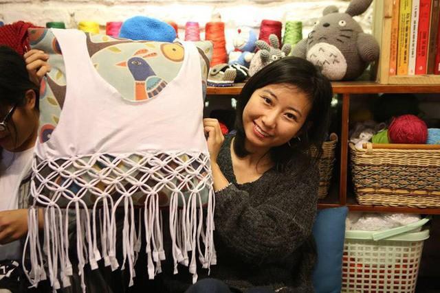 Gặp cô gái Hà Nội xuất hiện trong phóng sự của BBC về những người phụ nữ truyền cảm hứng cho phong trào zero waste châu Á - Ảnh 6.