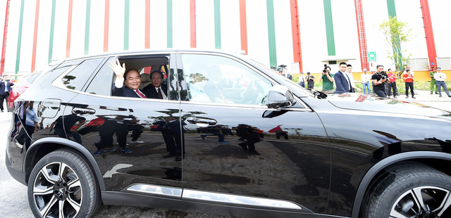 Từ kỳ tích ô tô VinFast, Thủ tướng nêu thông điệp với 3 điều nhắn nhủ - Ảnh 1.