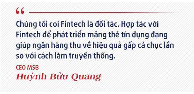 CEO MSB Huỳnh Bửu Quang: Sự khác biệt của MSB với các ngân hàng còn lại đang thu hút sự chú ý của nhà đầu tư nước ngoài - ảnh 7