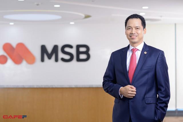 CEO MSB Huỳnh Bửu Quang: Sự khác biệt của MSB với các ngân hàng còn lại đang thu hút sự chú ý của nhà đầu tư nước ngoài - ảnh 3