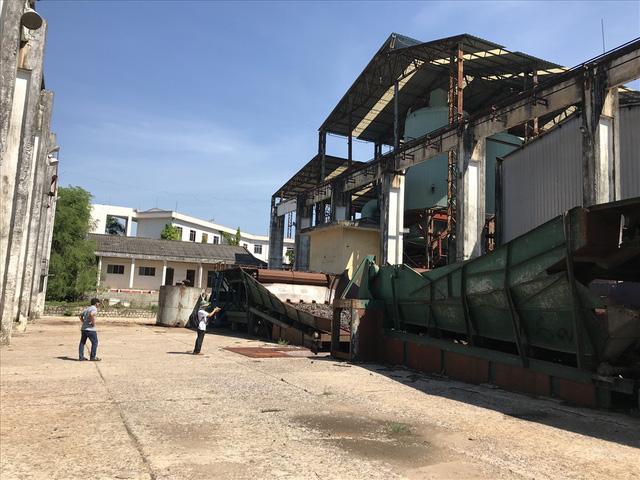 Nhà máy đường 5.000 tấn mía/ngày ở Bình Định thành đống sắt - Ảnh 1.