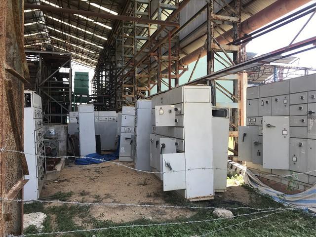 Nhà máy đường 5.000 tấn mía/ngày ở Bình Định thành đống sắt - Ảnh 2.