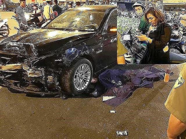 Ngày mai xử nữ tài xế lái BMW gây tai nạn ở Hàng Xanh - Ảnh 1.