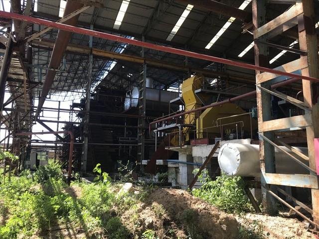 Nhà máy đường 5.000 tấn mía/ngày ở Bình Định thành đống sắt - Ảnh 5.