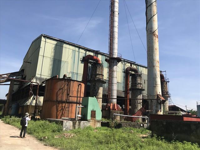 Nhà máy đường 5.000 tấn mía/ngày ở Bình Định thành đống sắt - Ảnh 6.
