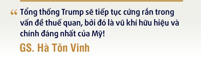 """GS Mỹ gốc Việt lý giải chiến lược """"ngạo mạn"""" của Tổng thống Trump với Trung Quốc:  Thuốc tốt đang giảm bệnh, tại sao lại phải ngừng! - Ảnh 4."""