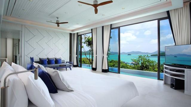 Với giá 10.000 USD mỗi đêm, bên trong biệt thự đắt nhất ở thiên đường nghỉ dưỡng Phuket, Thái Lan có gì? - Ảnh 6.