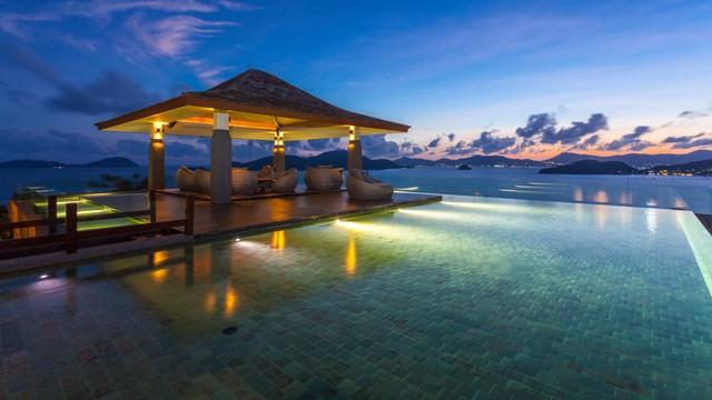 Với giá 10.000 USD mỗi đêm, bên trong biệt thự đắt nhất ở thiên đường nghỉ dưỡng Phuket, Thái Lan có gì? - Ảnh 1.