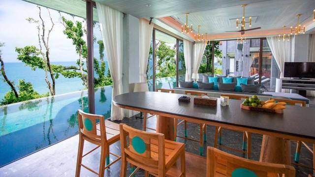 Với giá 10.000 USD mỗi đêm, bên trong biệt thự đắt nhất ở thiên đường nghỉ dưỡng Phuket, Thái Lan có gì? - Ảnh 5.