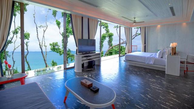 Với giá 10.000 USD mỗi đêm, bên trong biệt thự đắt nhất ở thiên đường nghỉ dưỡng Phuket, Thái Lan có gì? - Ảnh 4.