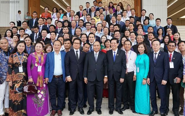 Thủ tướng: Phát triển đội ngũ DN để xây dựng nền kinh tế tự cường - Ảnh 2.