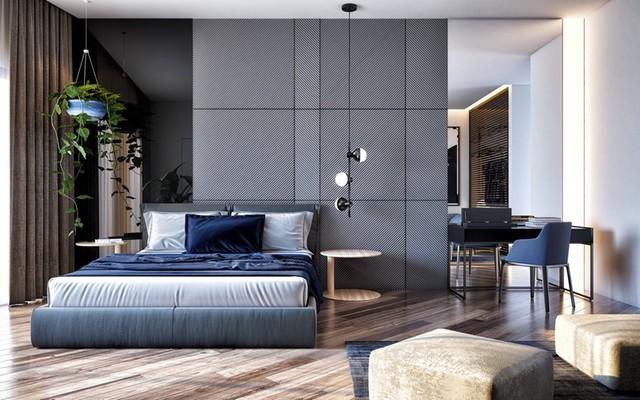 Mẫu phòng ngủ tuyệt đẹp cho căn hộ chung cư - Ảnh 1.