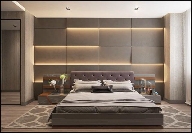 Mẫu phòng ngủ tuyệt đẹp cho căn hộ chung cư - Ảnh 2.