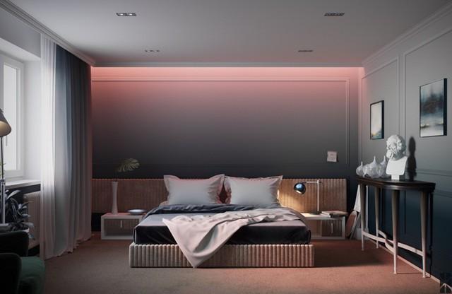 Mẫu phòng ngủ tuyệt đẹp cho căn hộ chung cư - Ảnh 11.