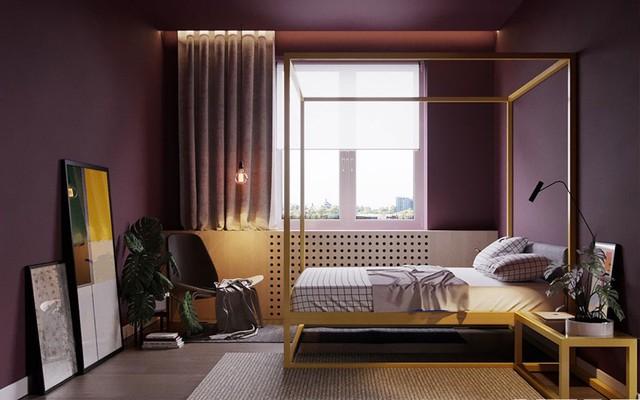 Mẫu phòng ngủ tuyệt đẹp cho căn hộ chung cư - Ảnh 12.