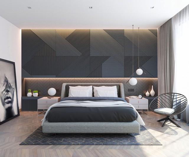 Mẫu phòng ngủ tuyệt đẹp cho căn hộ chung cư - Ảnh 13.