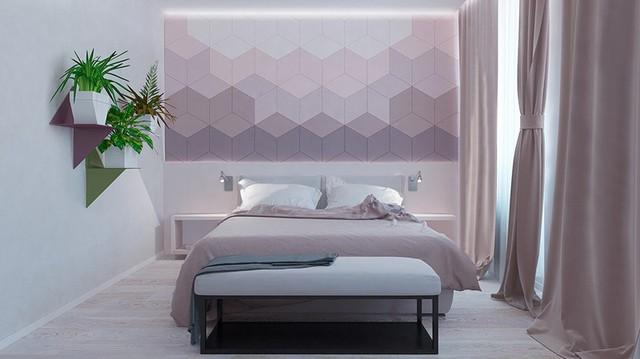 Mẫu phòng ngủ tuyệt đẹp cho căn hộ chung cư - Ảnh 14.