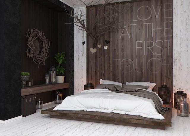 Mẫu phòng ngủ tuyệt đẹp cho căn hộ chung cư - Ảnh 15.