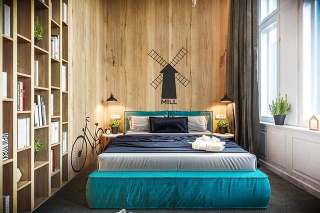 Mẫu phòng ngủ tuyệt đẹp cho căn hộ chung cư - Ảnh 16.