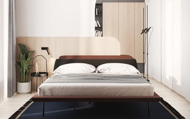 Mẫu phòng ngủ tuyệt đẹp cho căn hộ chung cư - Ảnh 3.