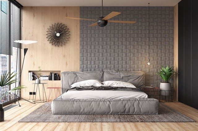 Mẫu phòng ngủ tuyệt đẹp cho căn hộ chung cư - Ảnh 5.