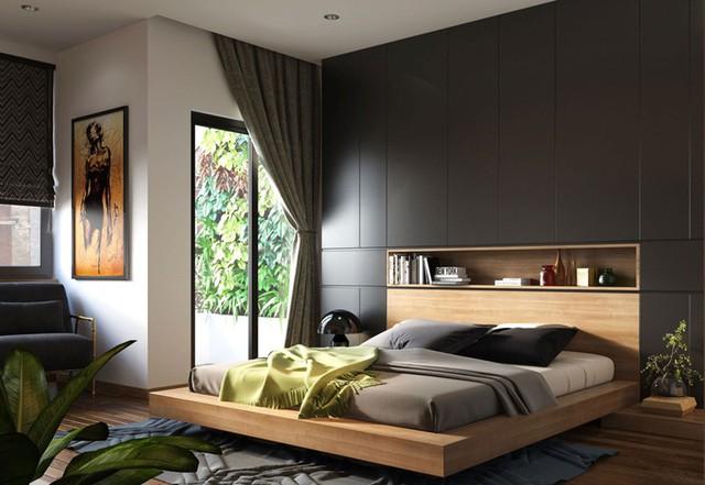 Mẫu phòng ngủ tuyệt đẹp cho căn hộ chung cư - Ảnh 6.