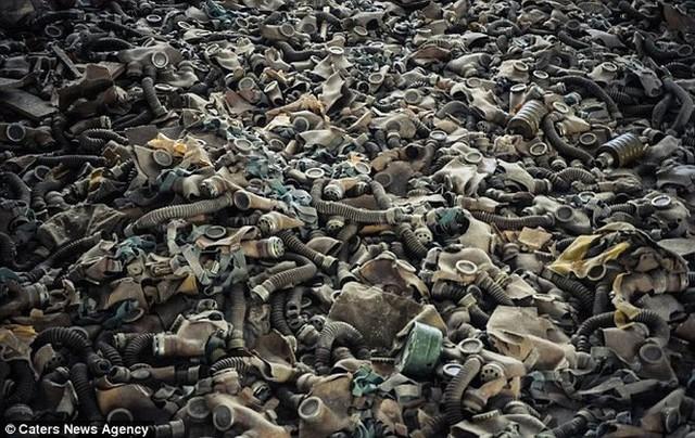 Từ vùng đất ma không ai dám bén mảng, nhà máy điện hạt nhân Chernobyl bỗng hóa xứ sở thần tiên đẹp lịm tim qua lăng kính của nhiếp ảnh gia - Ảnh 7.