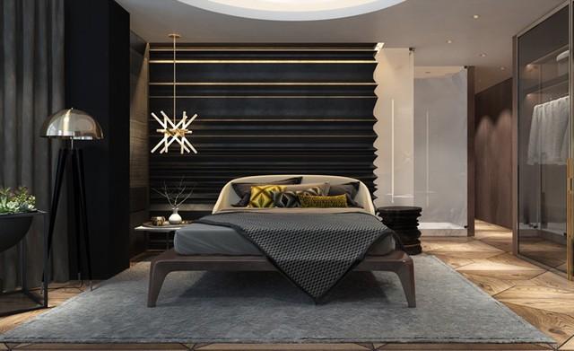 Mẫu phòng ngủ tuyệt đẹp cho căn hộ chung cư - Ảnh 7.