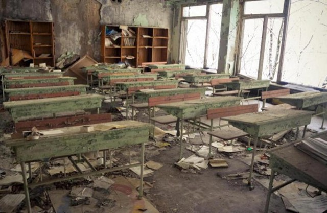 Từ vùng đất ma không ai dám bén mảng, nhà máy điện hạt nhân Chernobyl bỗng hóa xứ sở thần tiên đẹp lịm tim qua lăng kính của nhiếp ảnh gia - Ảnh 8.