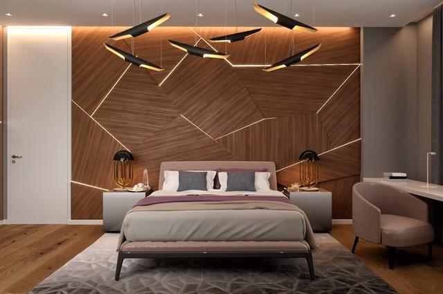Mẫu phòng ngủ tuyệt đẹp cho căn hộ chung cư - Ảnh 8.