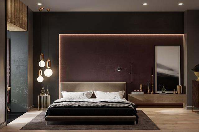 Mẫu phòng ngủ tuyệt đẹp cho căn hộ chung cư - Ảnh 9.
