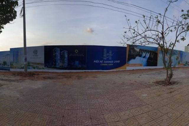 """Dự án của Hưng Lộc Phát liên tục bị """"tuýt còi"""" từ Bình Thuận đến Tp.HCM vì dính pháp lý - Ảnh 2."""