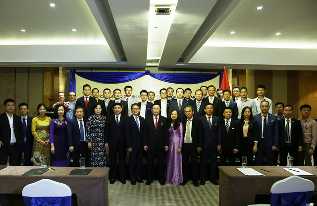 Phó Thủ tướng Vương Đình Huệ: Myanmar sẽ trở thành thị trường chiến lược của Việt Nam - Ảnh 1.