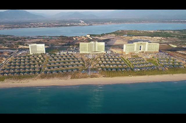 """BĐS Bắc Cam Ranh """"hối hả"""" về đích, hình thành vóc dáng thiên đường nghỉ dưỡng mới - Ảnh 1."""