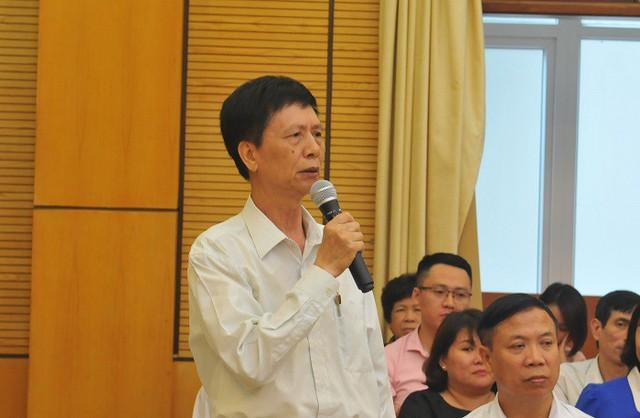 Chủ tịch Nguyễn Đức Chung: Hà Nội ưu tiên đầu tư phát triển hạ tầng - Ảnh 1.