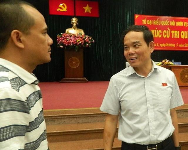 Ông Trần Lưu Quang: Anh Đoàn Ngọc Hải không muốn làm thì nên cho nghỉ… - Ảnh 1.