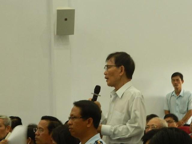 Ông Trần Lưu Quang: Anh Đoàn Ngọc Hải không muốn làm thì nên cho nghỉ… - Ảnh 3.