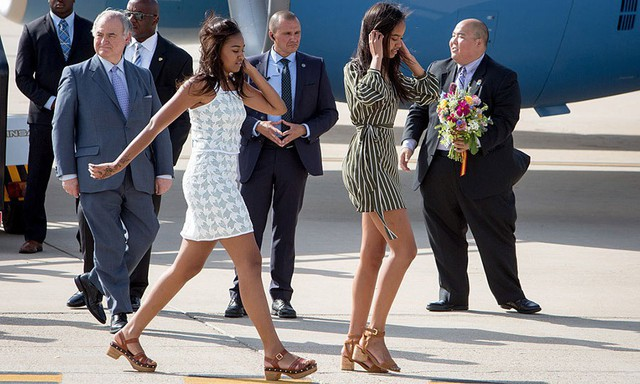 Con gái út của ông Barack Obama: Hành trình lột xác đáng kinh ngạc từ vịt hóa thiên nga và những bí mật giờ mới được hé lộ - Ảnh 6.