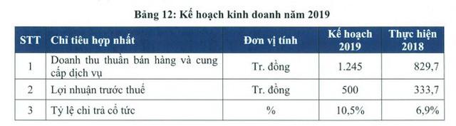 Tài chính Hoàng Huy (TCH): Kỳ vọng lớn vào mảng bất động sản; Kế hoạch lãi 500 tỷ đồng năm 2019 - Ảnh 2.
