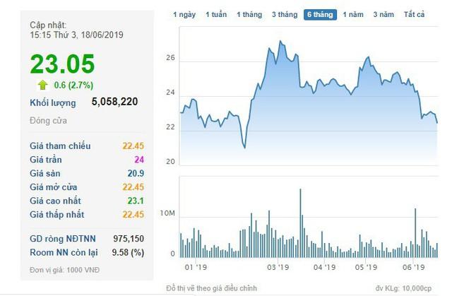 Vợ chồng Chủ tịch Trần Đình Long đăng ký mua gần 6,5 triệu cổ phiếu HPG - Ảnh 1.
