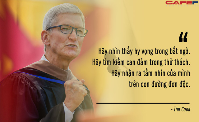Mượn lời dạy 14 năm trước của Steve Jobs, Tim Cook cảnh báo sinh viên về sai lầm ông suýt phạm phải: Thời gian có hạn, đừng lãng phí để làm điều này! - Ảnh 3.