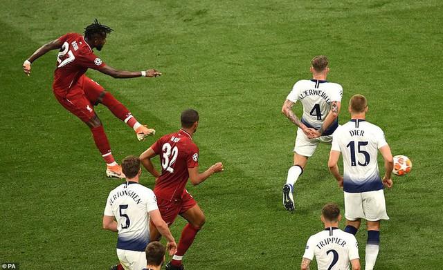 Từ cừu non hóa thành sói, Liverpool hạ gục Tottenham, lên ngôi vô địch Champions League - Ảnh 4.