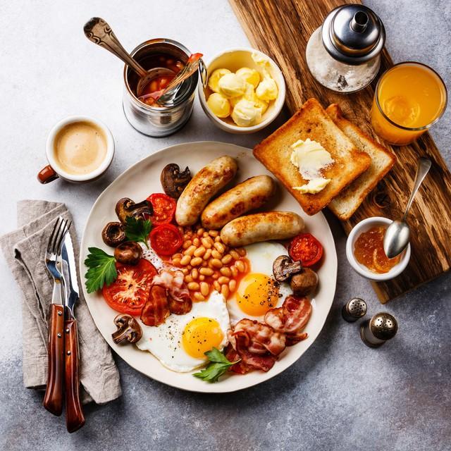 Cùng điểm qua bữa sáng trên khắp thế giới: Trong khi Việt Nam gắn liền với phở hay bánh mì thì các quốc gia khác bắt đầu ngày mới như thế nào? - Ảnh 4.