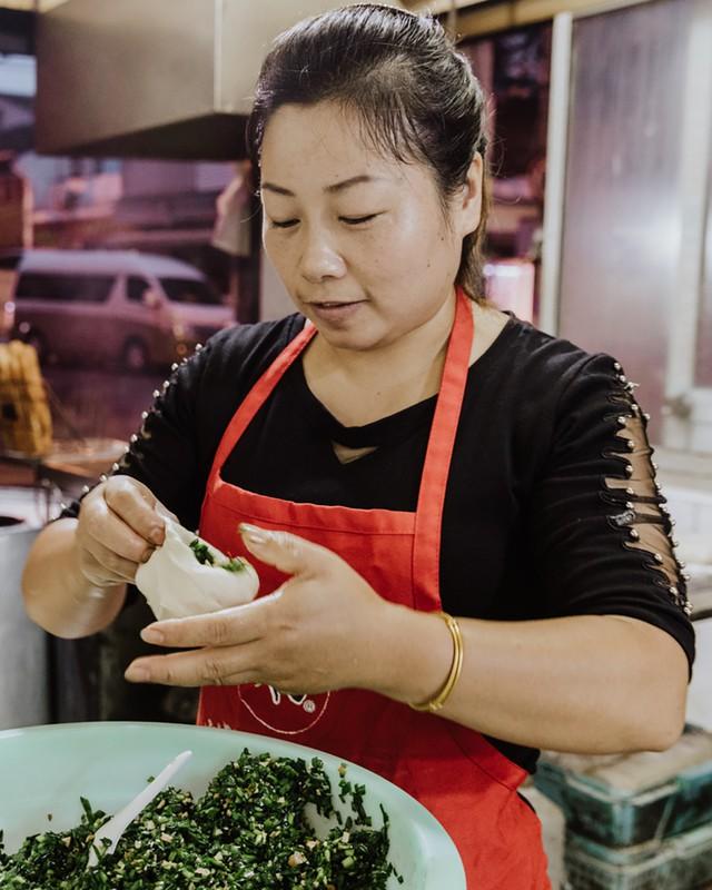 Chuyện về quán ăn Trung Quốc nỗ lực bảo tồn Tứ Đại Thiên Vương - bữa sáng cổ truyền chỉ dành cho vua chúa có nguy cơ bị thất truyền - Ảnh 2.